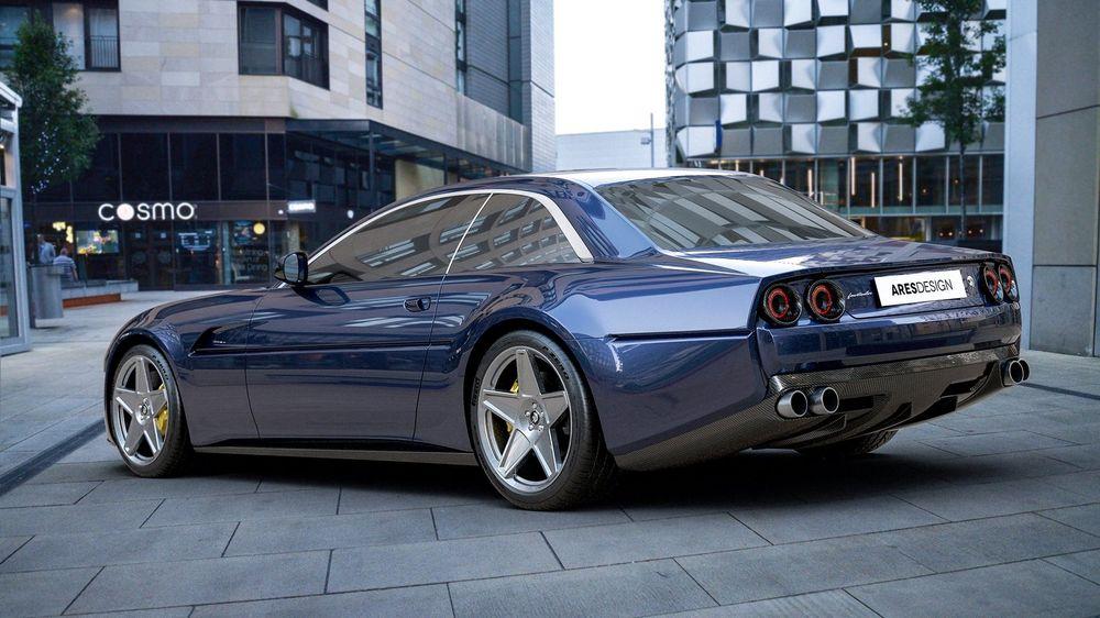 Ferrari 412 Project Pony_Autográtis