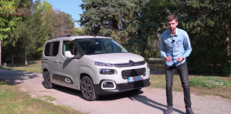 citroen berlingo autogratis test videotest