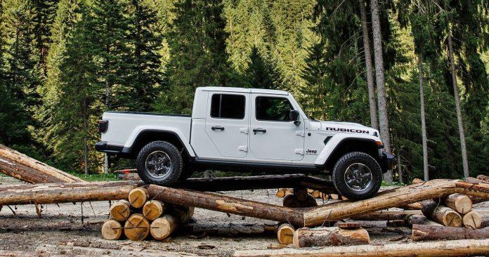 Jeep Gladiator AUTOGRATIS