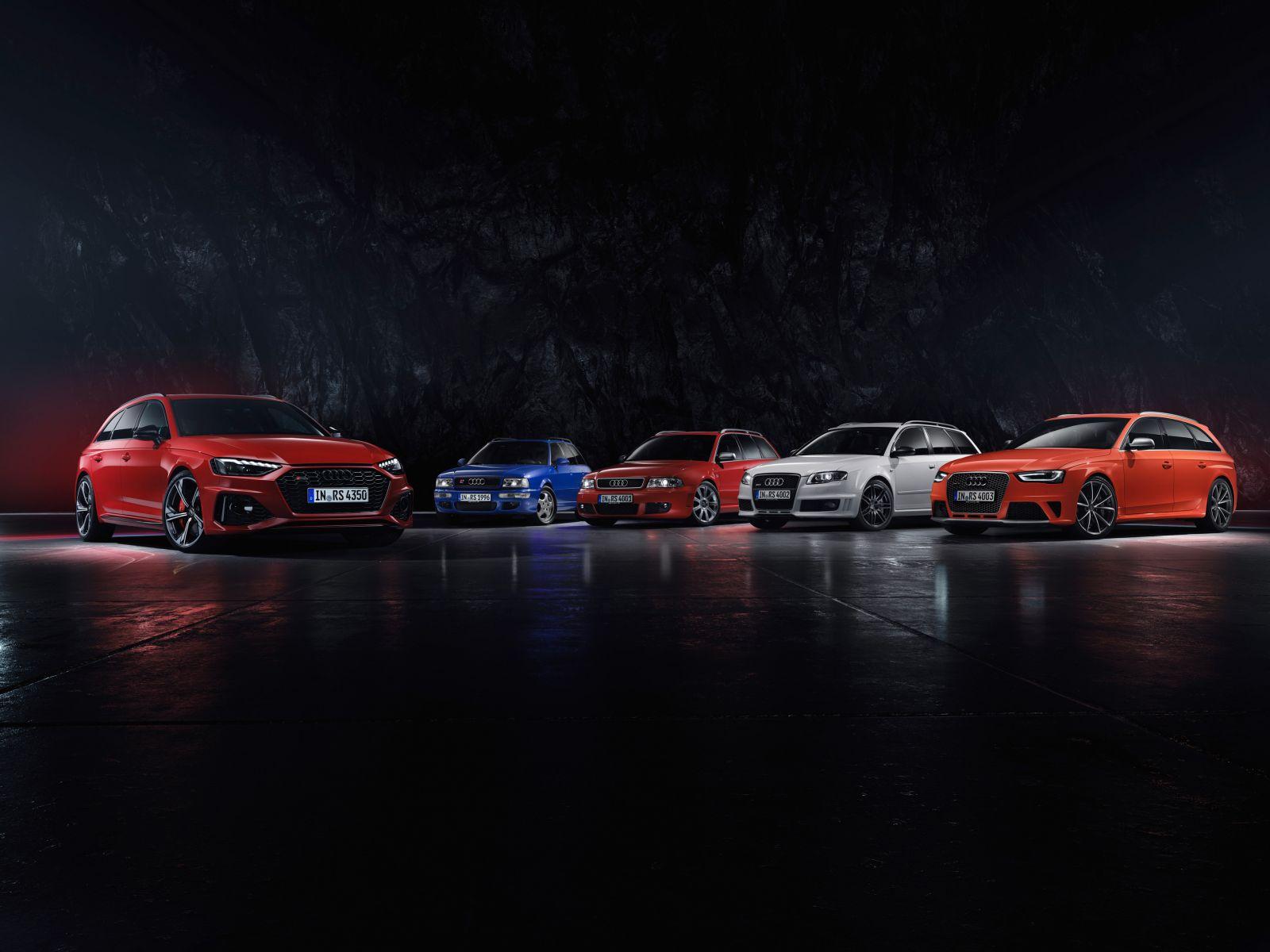 Audi RS4 Avant AUTOGRÁTIS