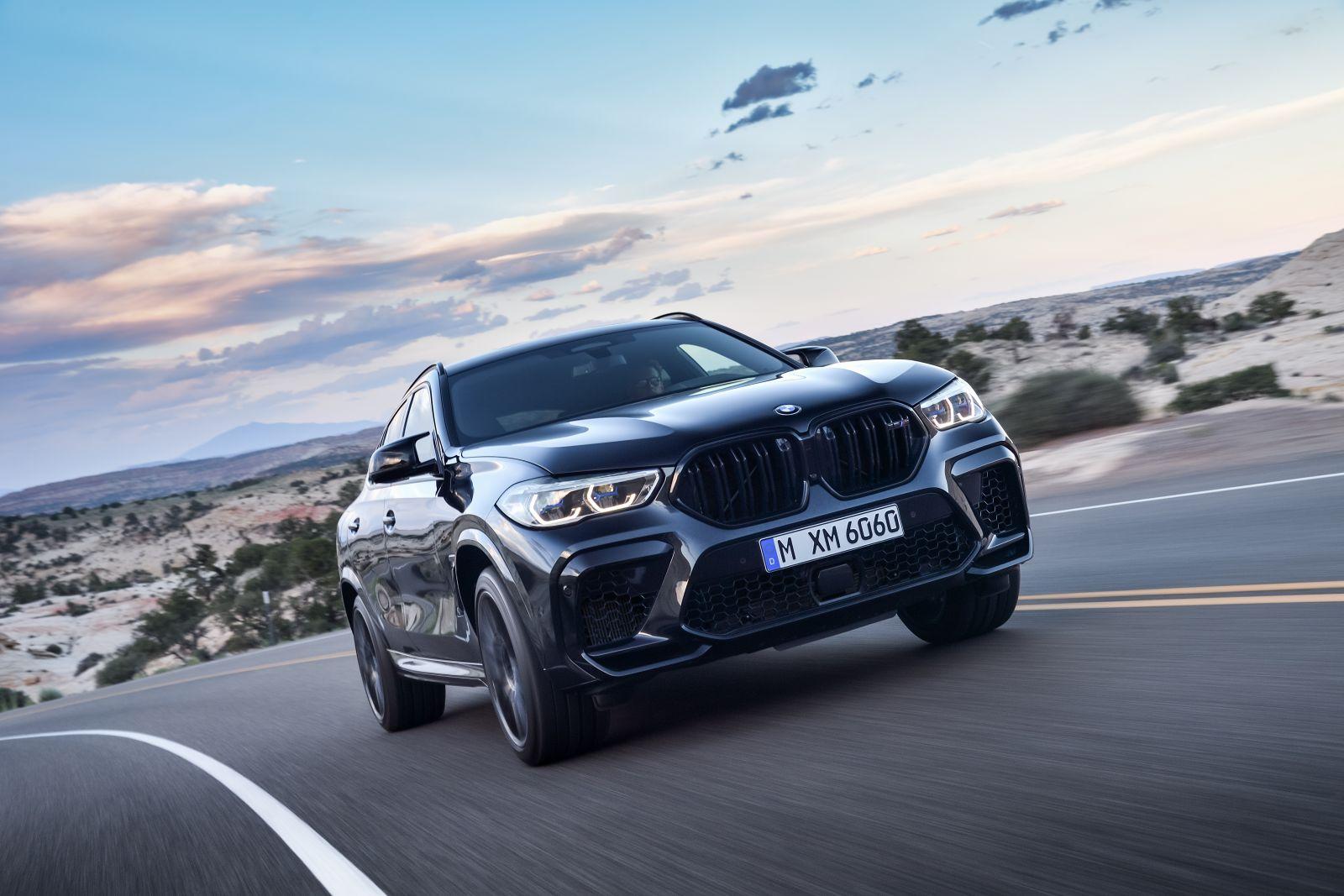 BMW X6 M AUTOGRÁTIS