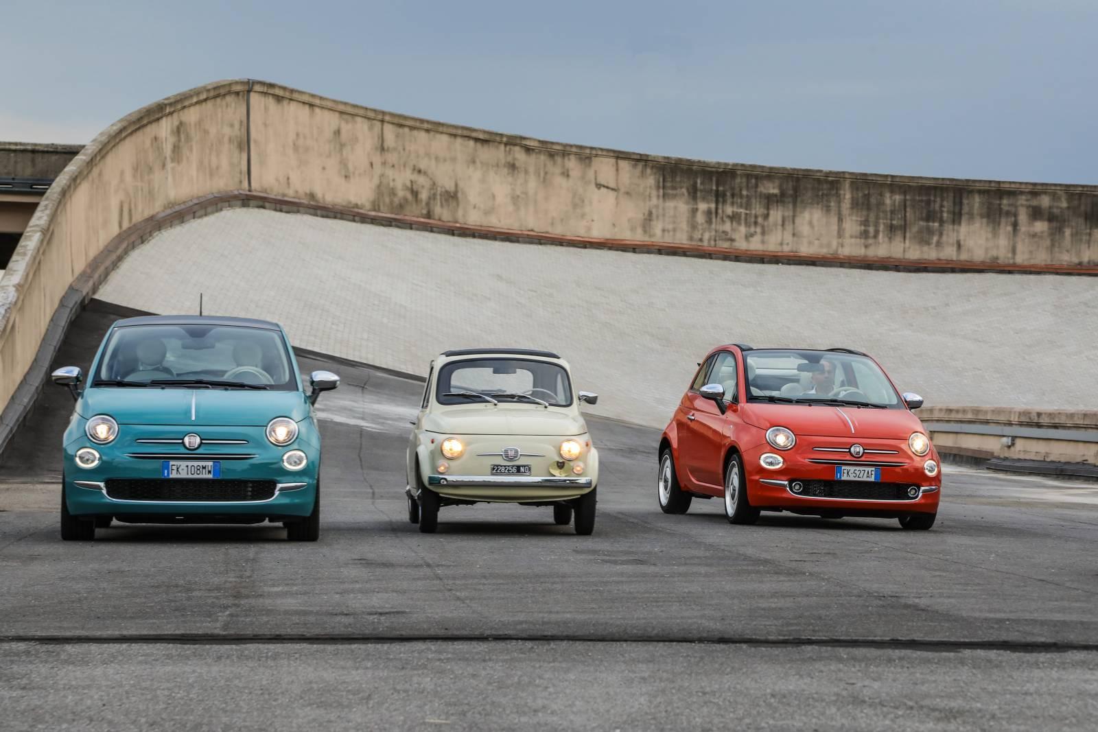 Fiat 500 AUTOGRÁTIS