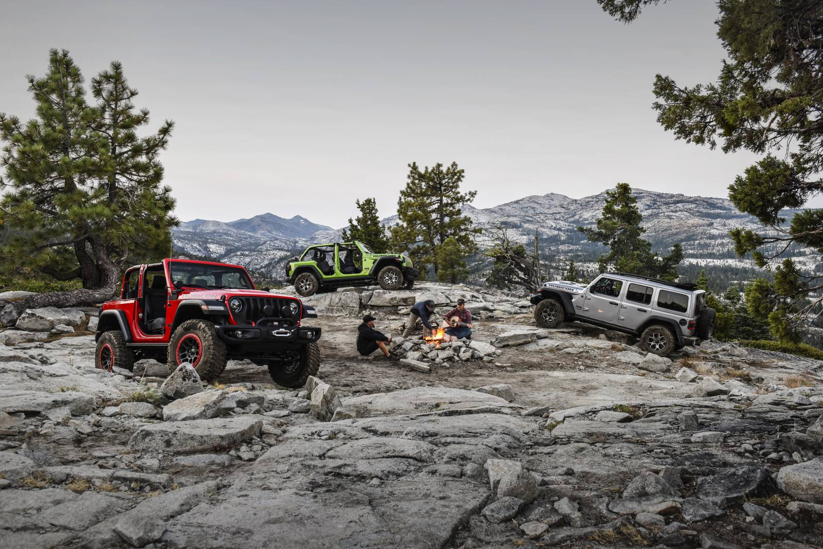 Jeep Wrangler AUTOGRÁTIS