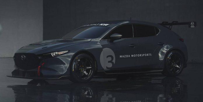 Mazda 3 TCR AUTOGRÁTIS