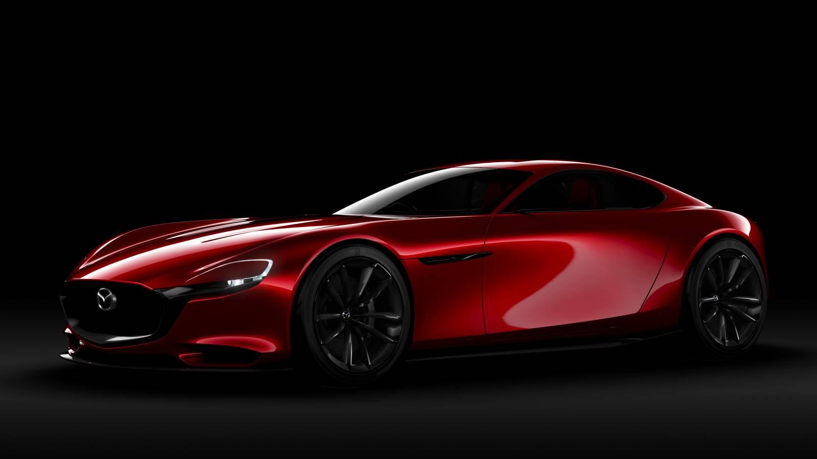 Mazda rx-vision AUTOGRÁTIS