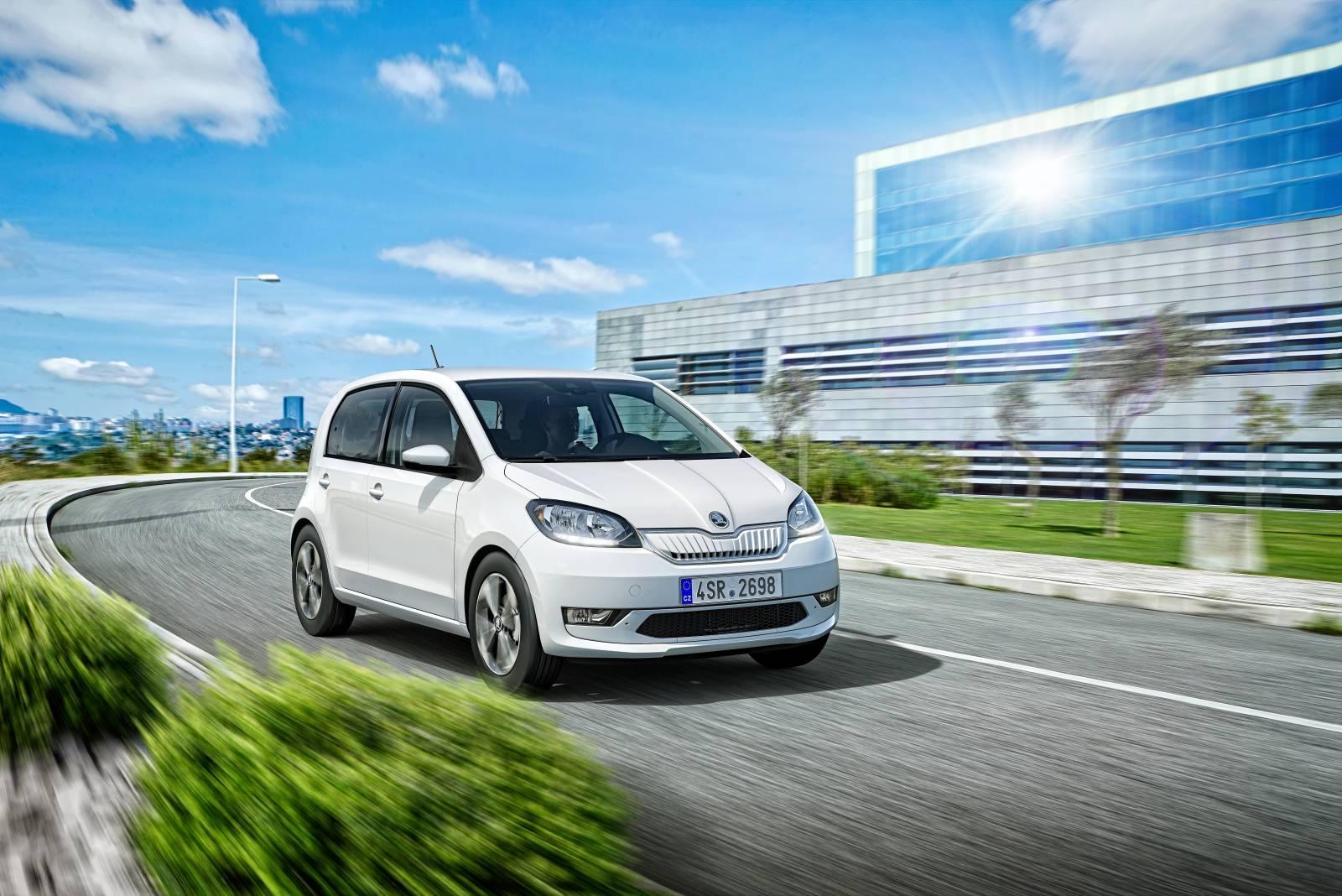 Škoda Citigo iV AUTOGRÁTIS