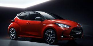 Toyota Yaris AUTOGRÁTIS