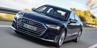2019 Audi S8 AUTOGRÁTIS