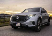 Mercedes-Benz EQC AUTOGRÁTIS
