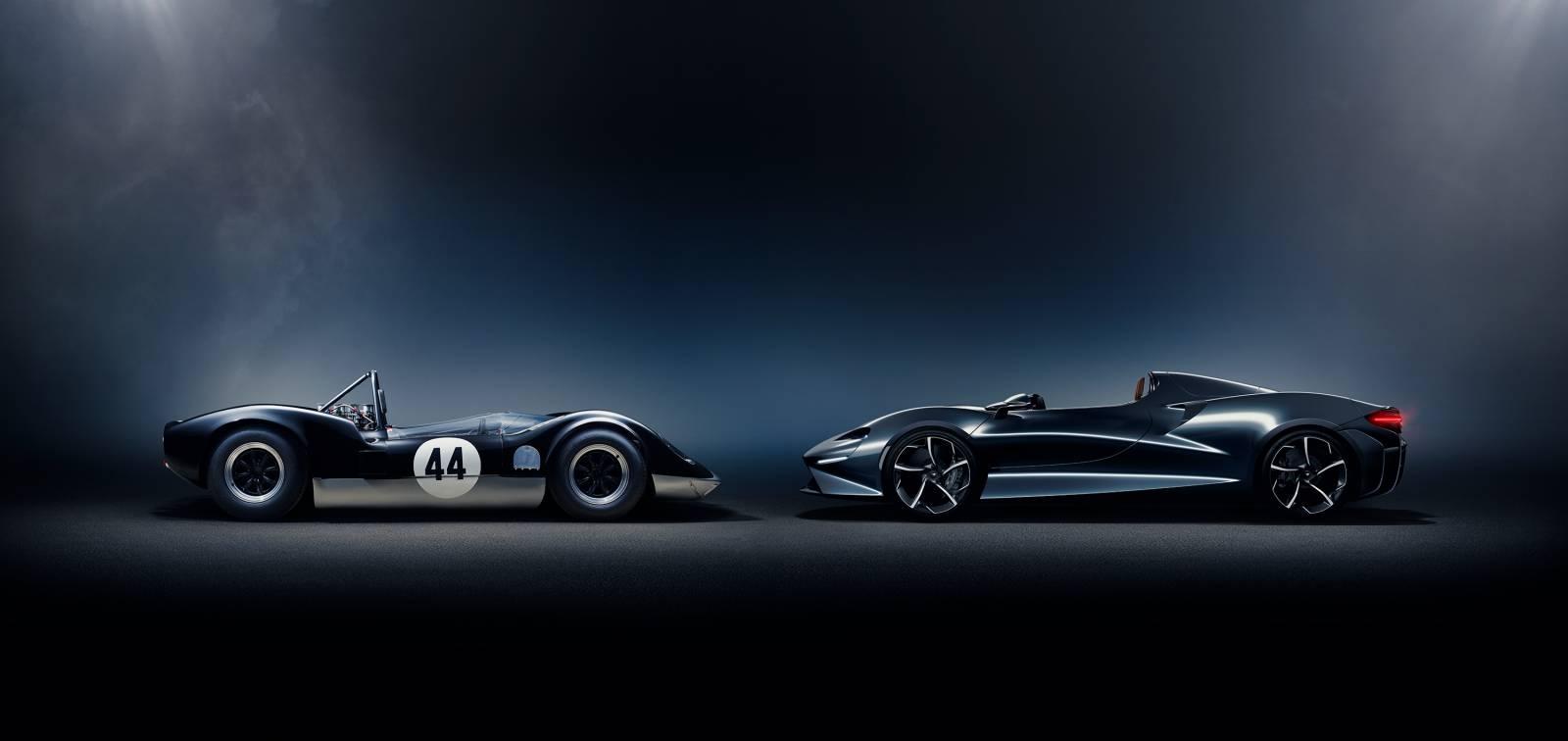 McLaren Elva AUTOGRÁTIS