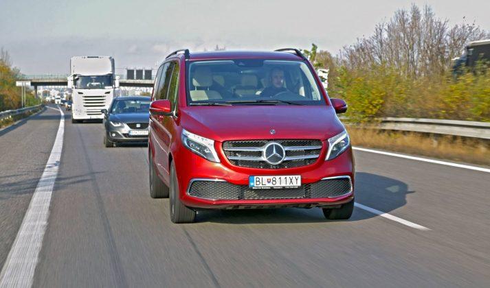 Mercedes-Benz V 300 d AUTOGRÁTIS
