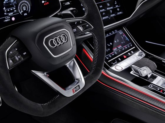Audi RS Q8 AUTOGRÁTIS