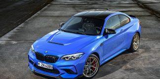 BMW M2 CS AUTOGRÁTIS