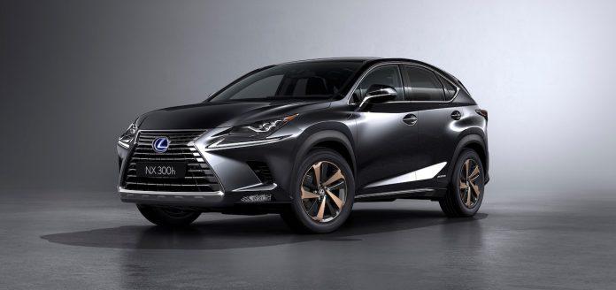Lexus NX AUTOGRÁTIS