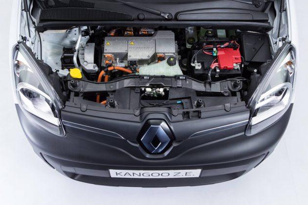 Renault Kangoo Z.E AUTOGRÁTIS