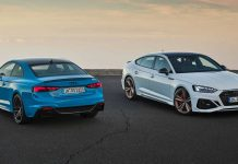 Audi RS5 Coupe Sportback