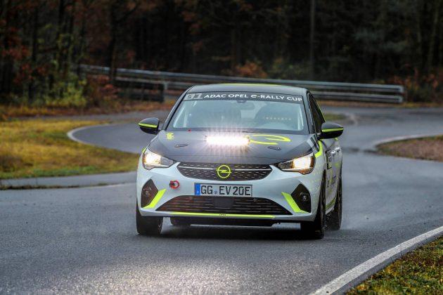 Opel Corsa e-Rally AUTOGRÁTIS