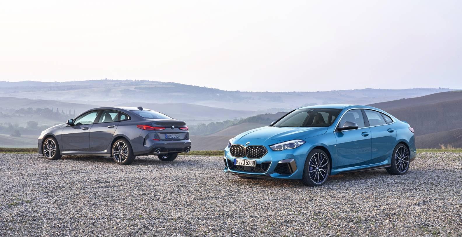 BMW 2 Gran Coupé AUTOGRÁTIS