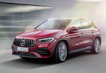 Mercedes-Benz GLA AUTOGRÁTIS