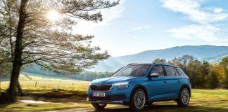 Škoda Kamiq Scoutline AUTOGRÁTIS