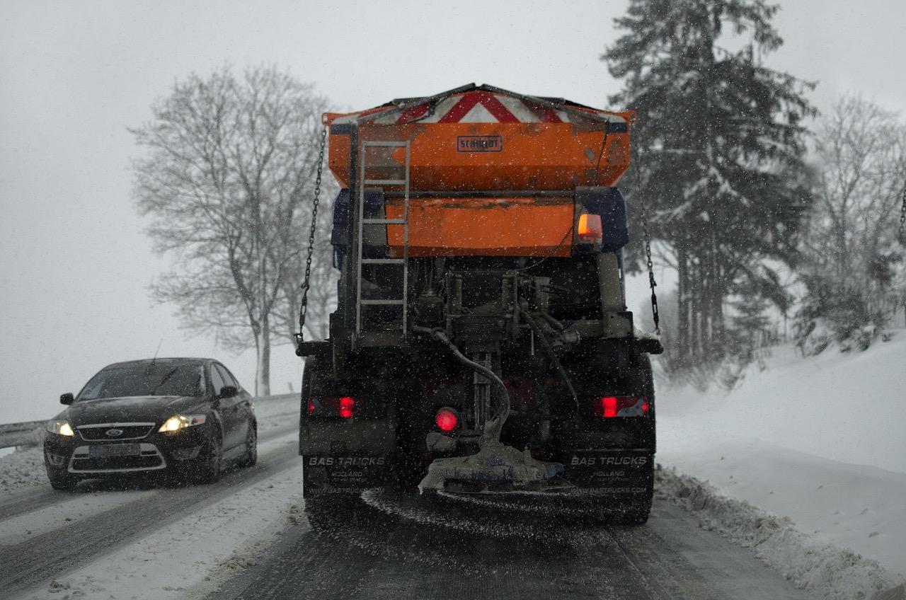 5 najčastejších problémov v zime AUTOGRÁTIS