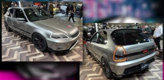 Honda Civic 2020 Cyberpunk AUTOGRÁTIS