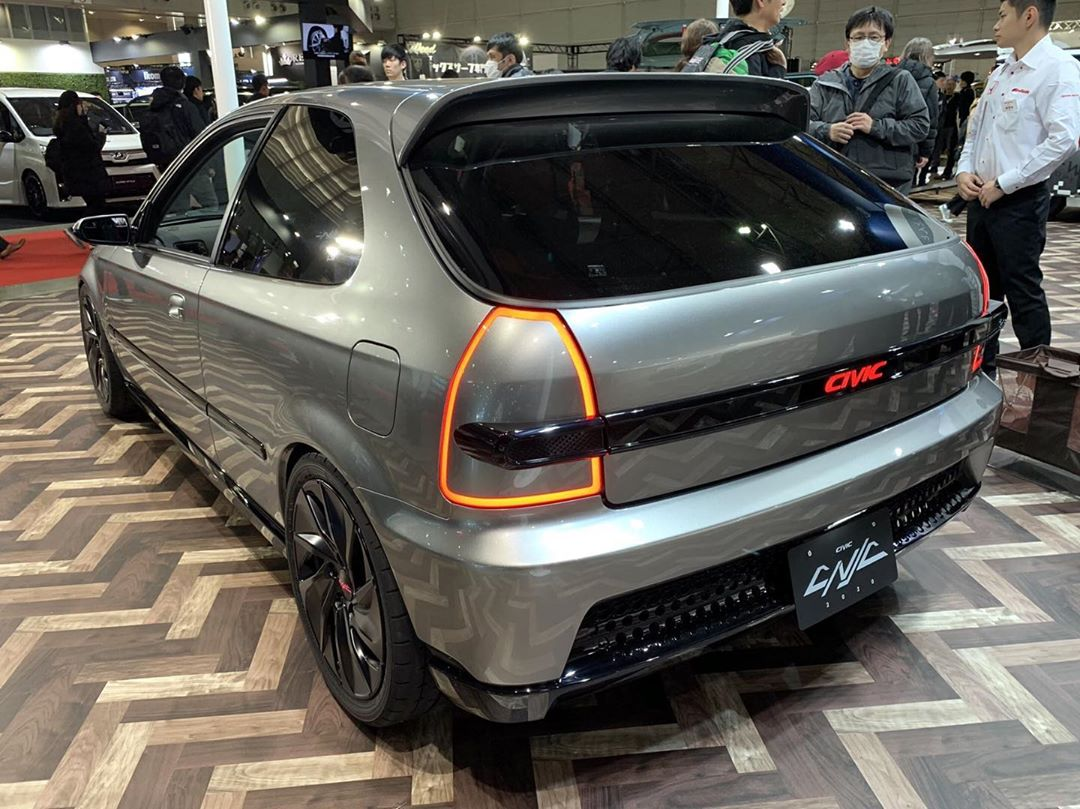 Civic Type R Cyberpunk 2020 AUTOGRÁTIS