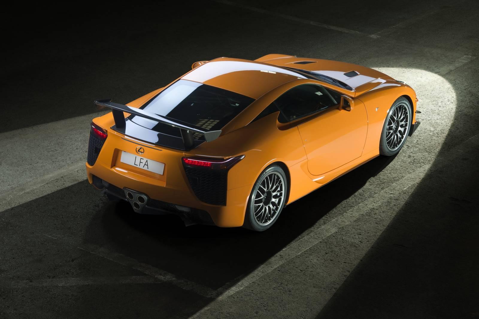 Lexus LFA AUTOGRÁTIS