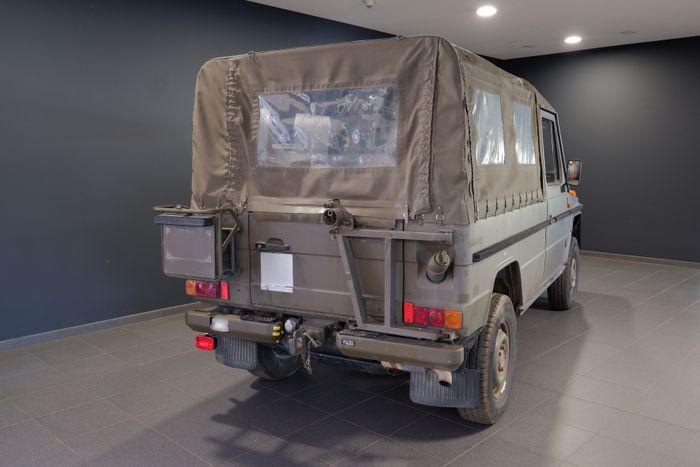 Mercedes-Benz G 230 Puch AUTOGRÁTIS