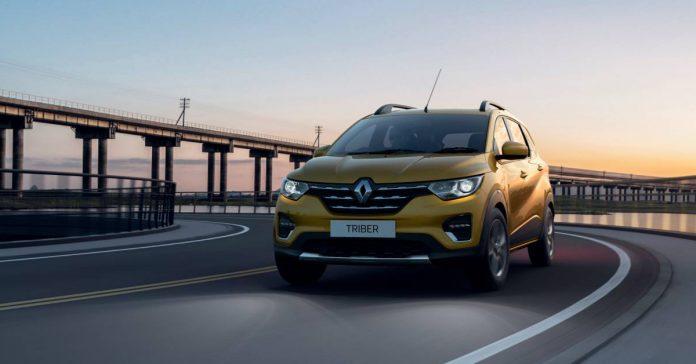 Renault Triber AUTOGRÁTIS