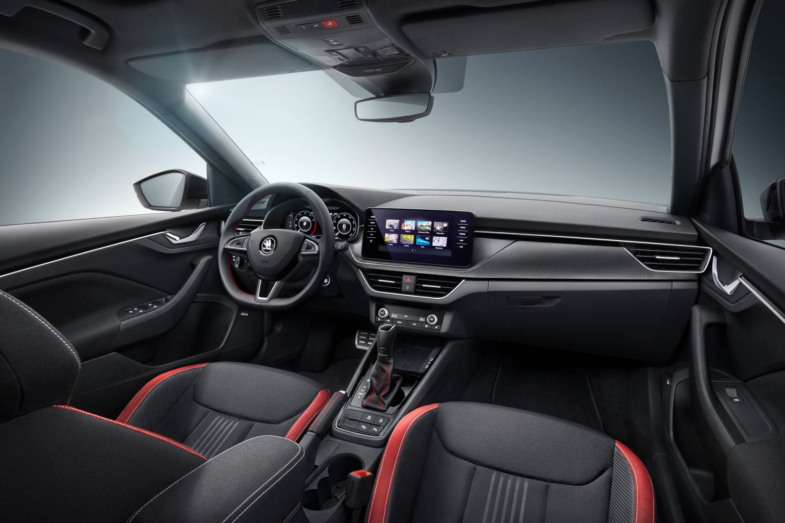 Škoda Kamiq Monte Carlo AUTOGRÁTIS