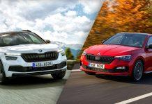 Škoda Scala Kamiq Monte Carlo AUTOGRÁTIS