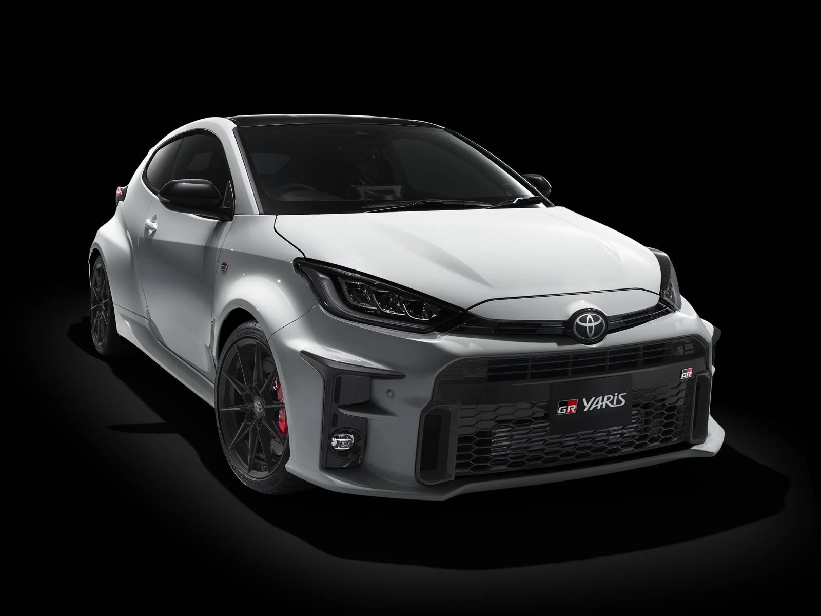 Toyota Yaris GR 4 AUTOGRÁTIS