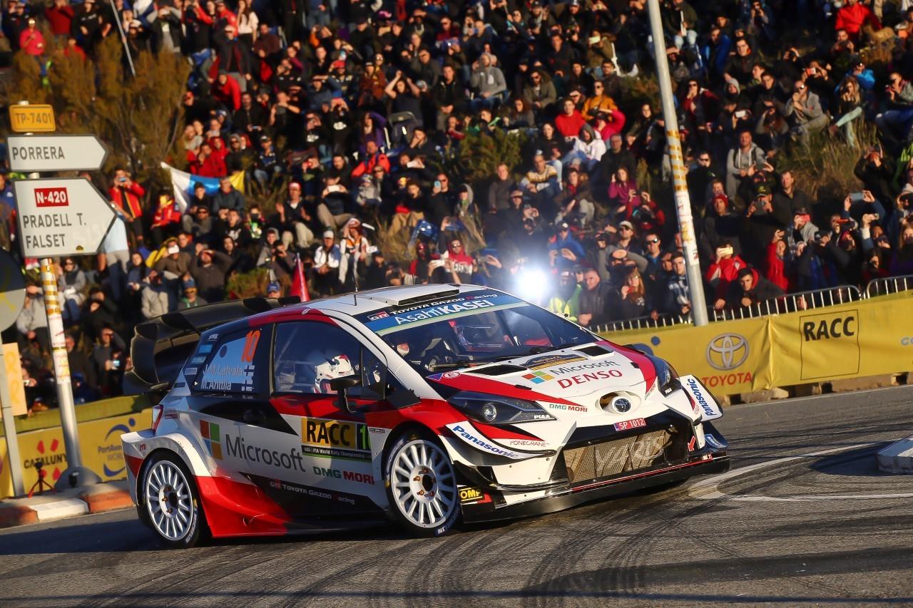 Toyota Yaris WRC AUTOGRÁTIS