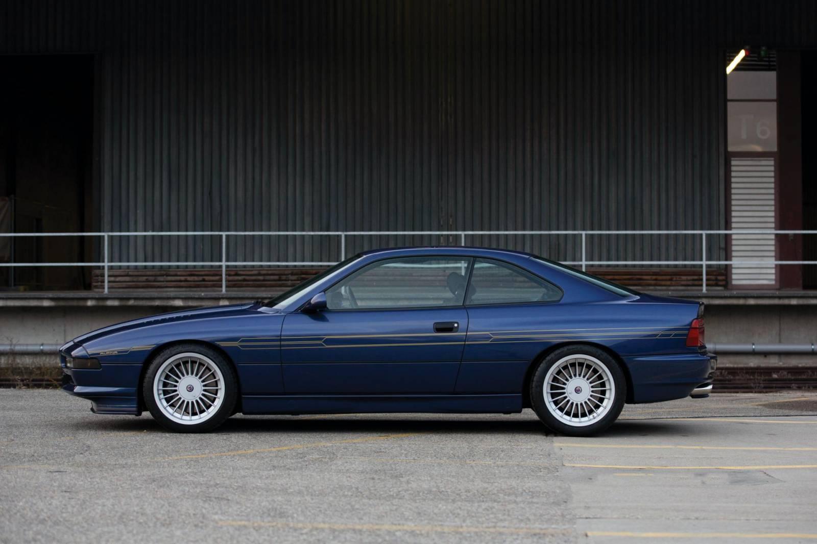 BMW Alpine B12 5,7