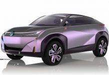 Maruti-Suzuki Futuro-e