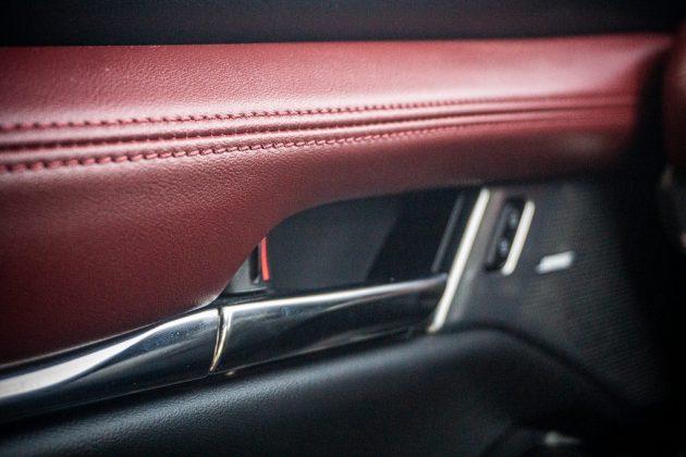 Mazda 3 Skyactiv-X test AUTOGRATIS