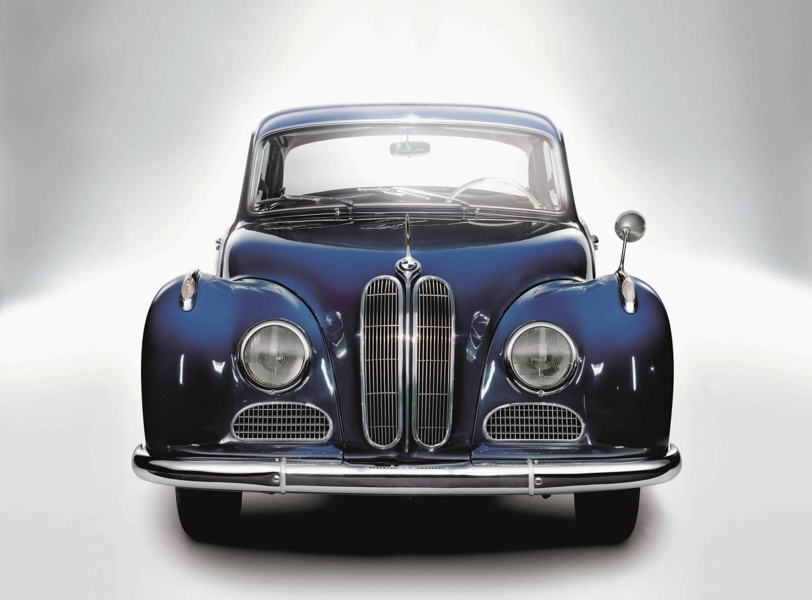 BMW 501 AUTOGRÁTIS