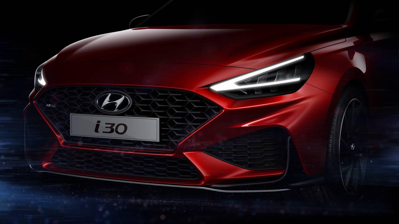 Hyundai i30 N-line AUTOGRÁTIS