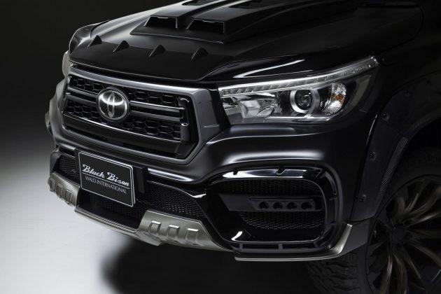 WALD Toyota Hilux AUTOGRÁTIS
