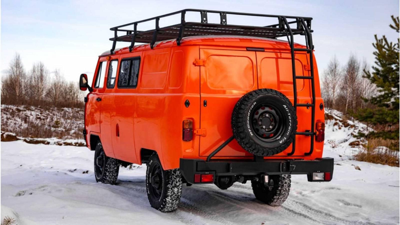 UAZ SGR Expedition