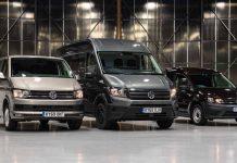 Volkswagen Crafter Park Assist