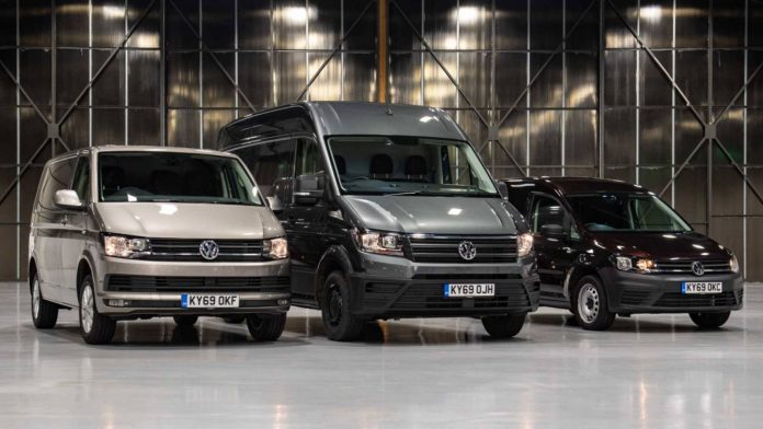 Volkswagen Crafter Park Assist