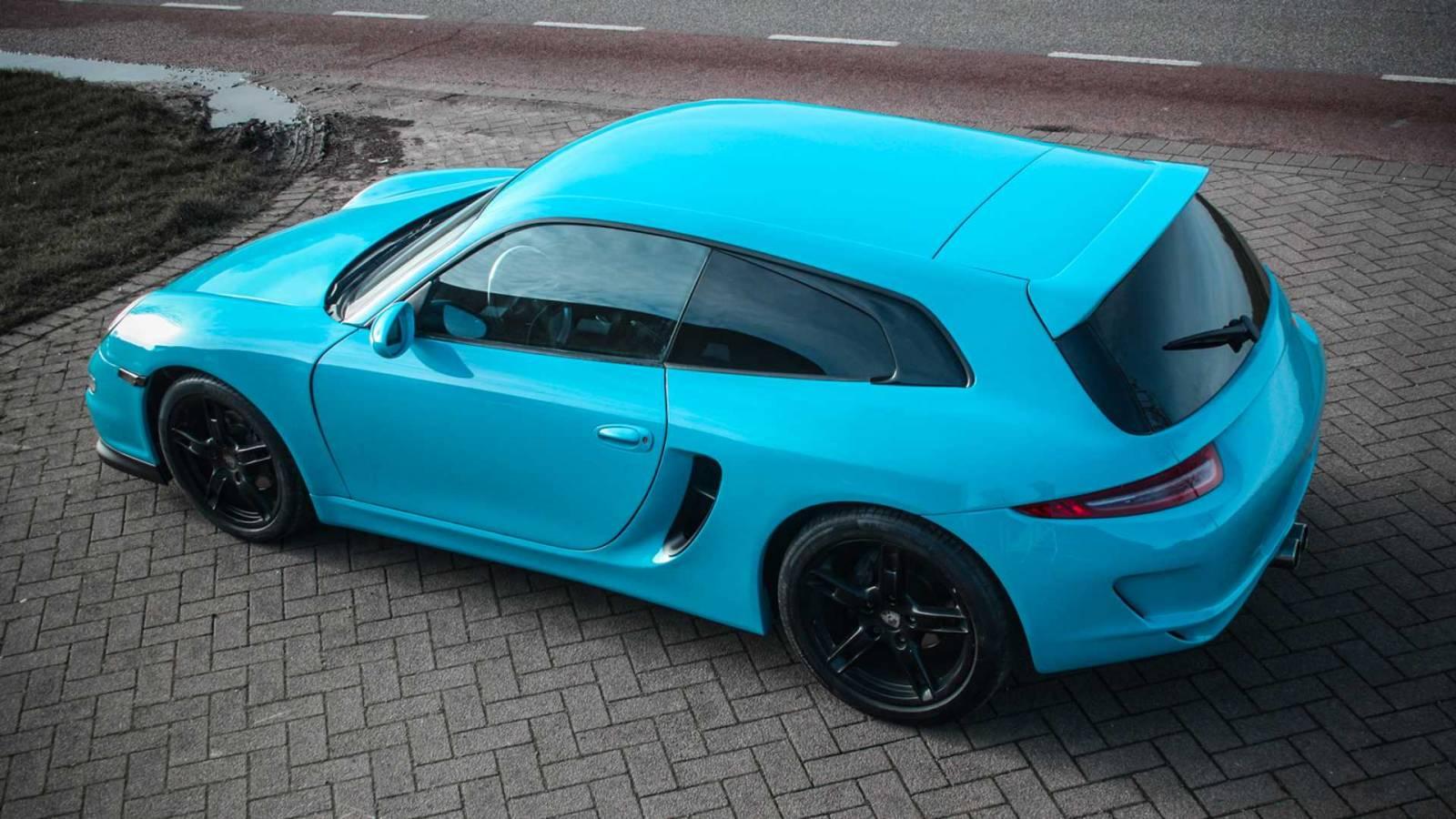 Porsche boxster shooting brake AUTOGRATIS