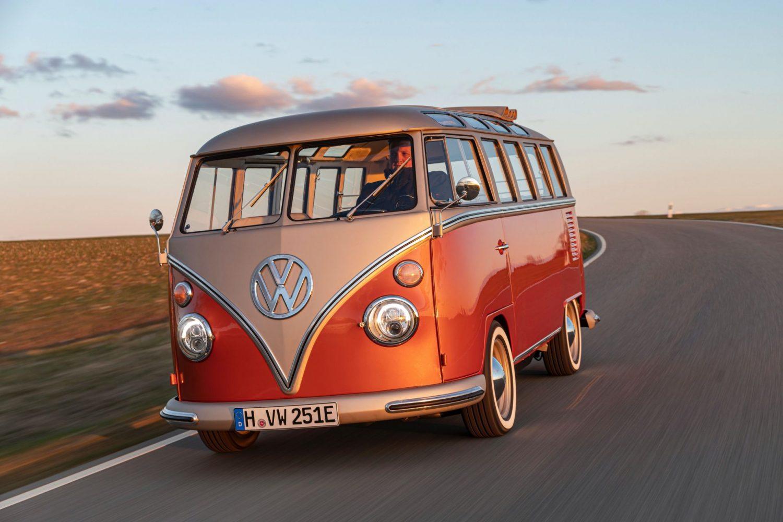 VW T1 e-Bulli
