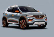 Dacia Spring AUTOGRÁTIS