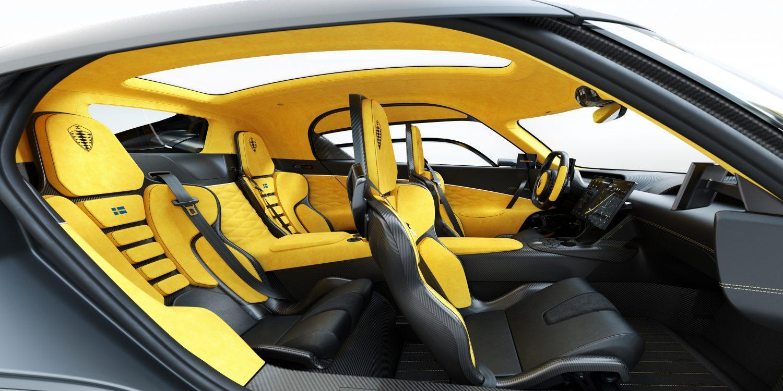 Koenigsegg Gemera AUTOGRATIS