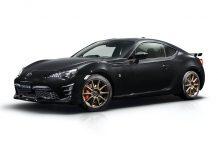 Toyota GT86 Black Edition