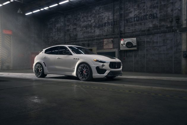 Maserati Levante Esteso