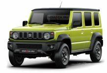 Suzuki Jimny autogratis